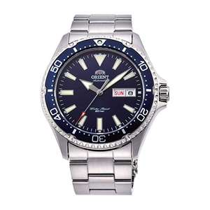 Orient Mens Analogue Automatic Watch with Stainless Steel Strap - £209.73 @ Amazon