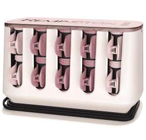 Remington ProLuxe Rose Gold Heated Curlers - £33 @ Amazon