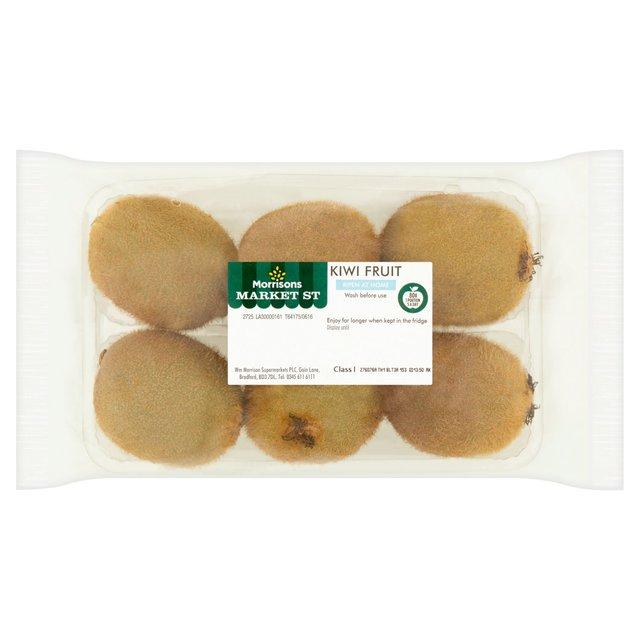 Kiwi 6 Pack £0.69 / Whole Watermelon £2 @ Morrisons