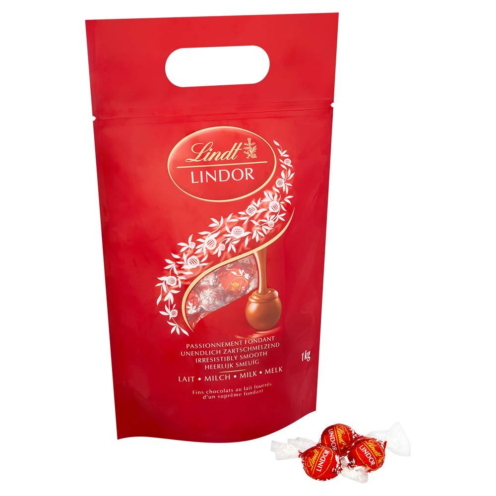 Lindt Lindor Milk Chocolate Truffles 1kg (80 Truffles) £15.49 (Prime) / £19.98 (non Prime) £14.72 S&S available Amazon