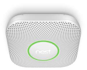 Nest® Protect 2nd Generation Smoke & Carbon Monoxide Alarm, Battery / wired £79.99 The Electrical Showroom