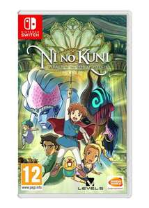 Ni No Kuni: Wrath of the White Witch (Nintendo Switch)  Quidco 1.6% Pre-order(20/09/19) £39.85 Base.com
