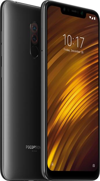 "Xiaomi POCOPHONE F1 - UK Xiaomi Store - 6GB 64GB Snapdragon 845 4000mAh Dual Camera 6.18"" £229 @ Mi Store"