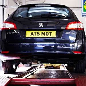 MOT Test & 10% Off Repairs with Optional Techron Performance Restorer £17.99 at ATS Euromaster via Groupon