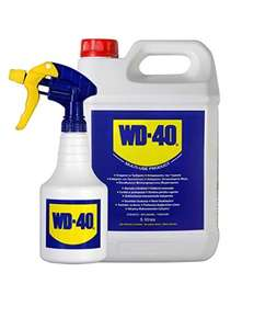 WD40 5 Litre Multi Purpose Metal Lubricator with Spray Bottle - £21.55 Delivered @ CPC