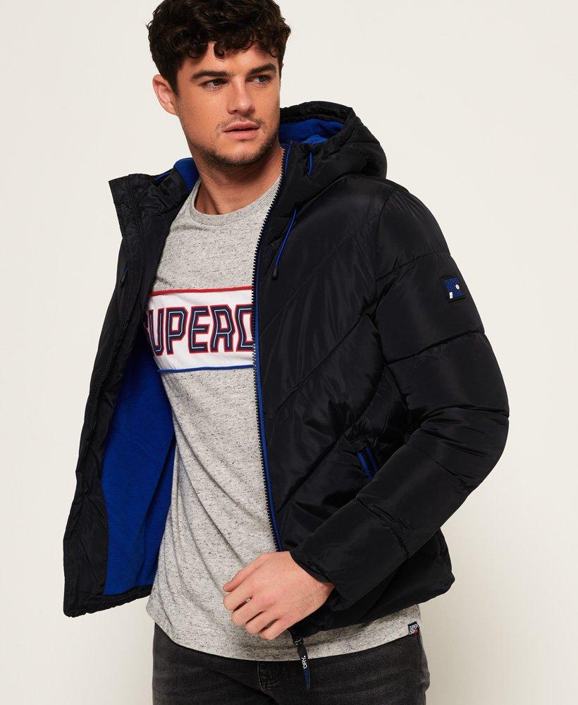 Superdry Men's Xenon Padded Jacket Black X-Small (EU44, 34''-36'') £11.79 delivered with prime / £16.28 non-prime @ Amazon