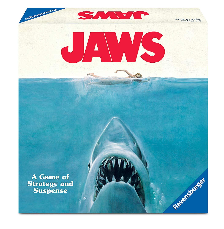 New Jaws Board Game @ Amazon - £19.99 Prime / £24.48 non-Prime