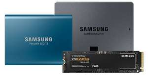 Purchase a qualifying Samsung SSD and choose 1 of 6 Ubisoft Games for free @ Ebuyer