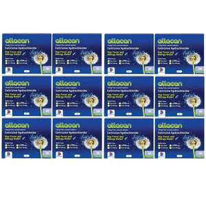 12 Months Supply Allacan Cetirizine Hayfever and Allergy Tablets - £5.19 delivered @ Amazon /  Your247Chemist