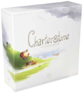 Charterstone board game - £19.39 delivered at Amazon / Dispatched from and sold by Titan Games