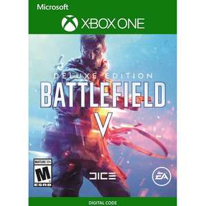 Battlefield V 5 Deluxe Edition (Xbox One) £9.69 @ CDKeys