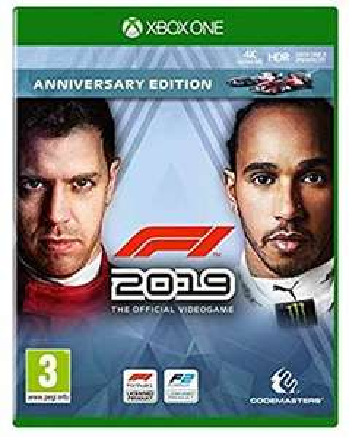 F1 2019 - Anniversary Edition (Xbox One/ PS4 ) Amazon £34.99