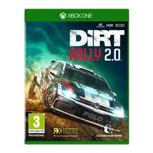[Xbox One] Dirt Rally 2.0 £22.95 delivered @ The Game Collection