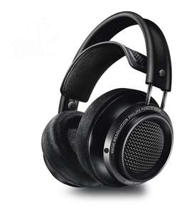 Philips Fidelio X2HR High Resolution Headphones with Sound Isolation and Velvet Cushions - Black - £154.99 @ Amazon