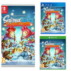 Scribblenauts Showdown XBox one for. £5.84 (PS4/Nintendo Switch for £6.59) Delivered @ Base