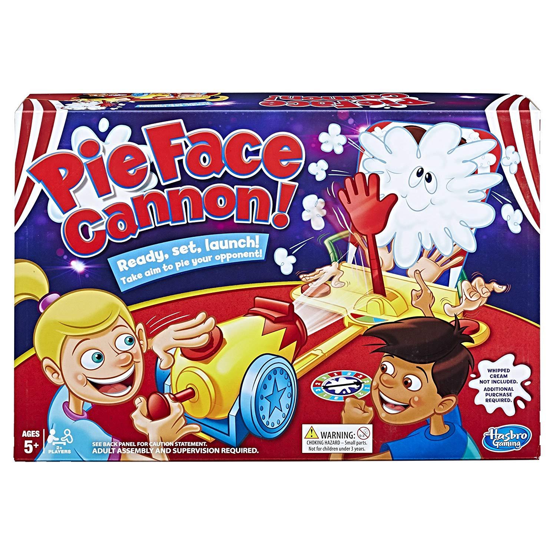 Pie Face E1972102 Cannon Game £4.99 (Add On) @ Amazon