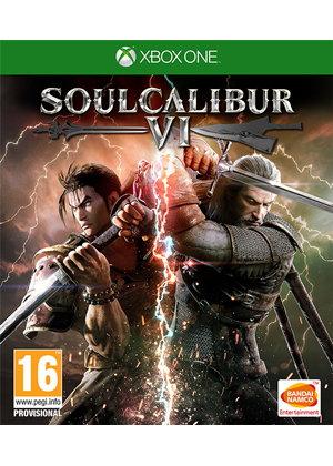 Soul Calibur VI (Xbox One) for £14.95 delivered @ Base