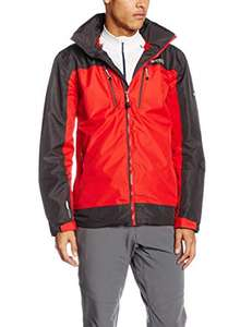Men's Calderdale II Waterproof Jacket, Pepper/Ash small £8.58 (+£4.49 non Prime) @ Amazon
