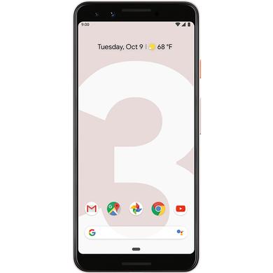 New Google Pixel 3 64GB Smartphone £499   Google Pixel 3 XL - £549 Pink + Powerbank @ Laptops Direct