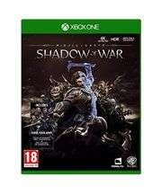 [Xbox One] Middle-earth: Shadow of War - £6.95 delivered @ Base