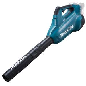 Makita DUB362Z Twin 18 V Li-ion LXT Brushless Blower - No batteries or charger, body only £89 @ Amazon