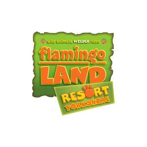 Flamingo Land 3 for 2 with printed voucher