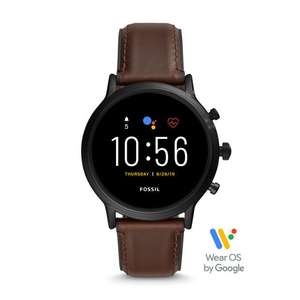 Fossil Gen 5 Smartwatch 25% Discount in store Glasgow Silverburn Shopping Centre £209.25