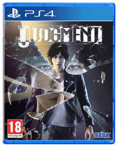 Judgment (PS4) - Argos - £28.99