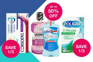 5% off All orders with Code @ Chemist Direct
