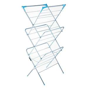 Deluxe 3 Tier Airer £8.49 @ Poundstretcher