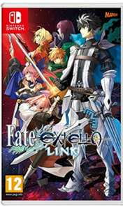 Fate/EXTELLA LINK (Nintendo Switch) for £20.79 Delivered @ Base