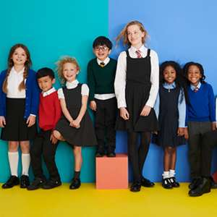 Buy 1 Get 1 Half Price Mix & Match on School Uniform & Shoes + Free Delivery @ Debenhams