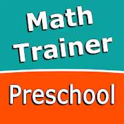Preschool Math Trainer, formally £2.09, but currently free on Google Play Store