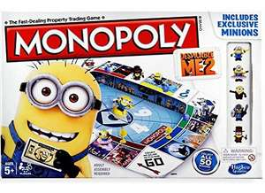 Monopoly Despicable Me 2 Board Game 10.95 Sold by Clearance Game Deals and Fulfilled by Amazon