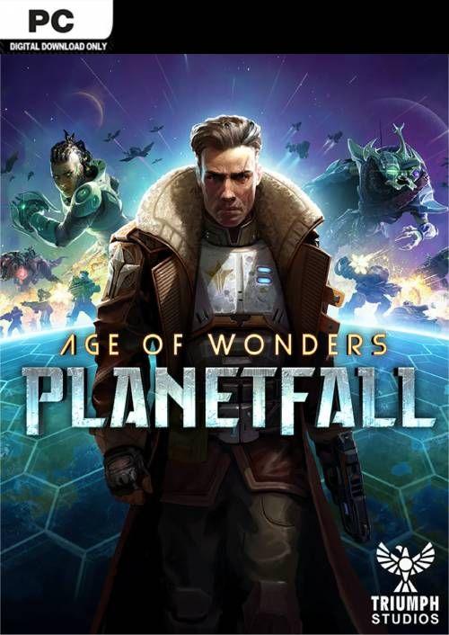 Age of Wonders Planetfall PC + DLC £22.99 at CDKeys