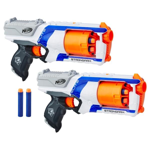 Nerf Strongarm 2-Pack - £14.99 @ Smyths Toys