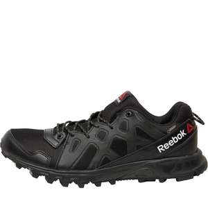Reebok Mens Sawcut 4.0 GORE-TEX Black Walking Shoes *UK size 6.5 only* - £18.99 + £4.99 delivery @ MandM Direct