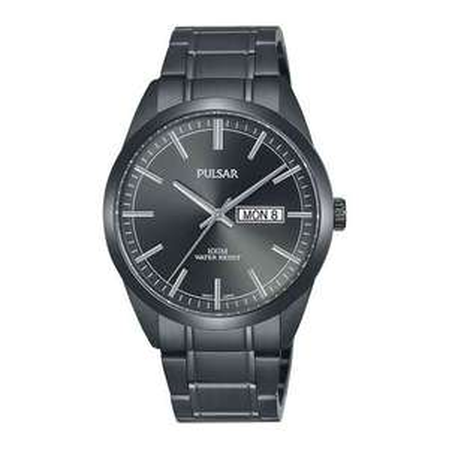 Men's Pulsar quartz watch with metal bracelet PJ6075X1 just £24.99 at 7DayShop