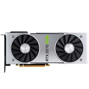 NVIDIA GEFORCE RTX 2070 SUPER In Stock With 2 games @ Nvidia - £475