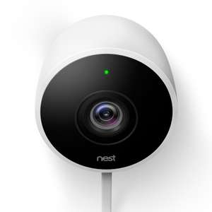 Nest® Cam Security Camera - Outdoors - £124.99 @ The Electrical Showroom