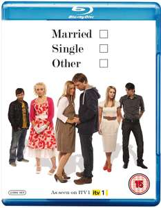 MARRIED, SINGLE & OTHER Blu-Ray ITV Drama (used) £1.50 + £1.50 Delivery @ CEX or £4.99 BNB @ Amazon UK