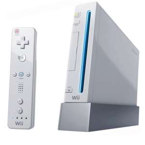 Nintendo Wii Console White Pre Owned £20 (£1.50 delivery) + 2 Year Warranty @ CeX