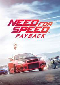 Need for Speed Payback PC - £6.99 @ CDKeys