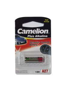 Camelion plus Alkaline Battery 12V, A27 (Remote Controller battery) - £1.05 @ Ann Summers - free C&C