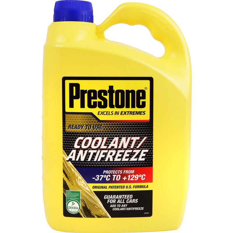 Prestone Coolant/Antifreeze 4L reduced to £2.62 @ Tesco Burnage