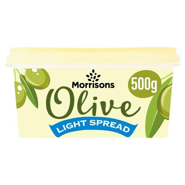 Morrisons Olive Light Spread (500g) 70p @ Morrisons In store