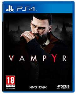 Vampyr for PS4 £12.99 @ Sainsbury's Online & In-Store