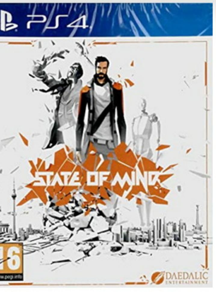 State of Mind (PS4) £6.85 Delivered @ Base