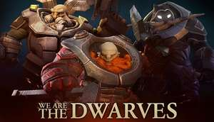 We Are The Dwarves PC 99p @ Humble