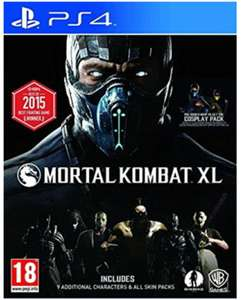 Mortal Kombat XL (PS4)/(XBox One) for £12.85 Delivered @ Base